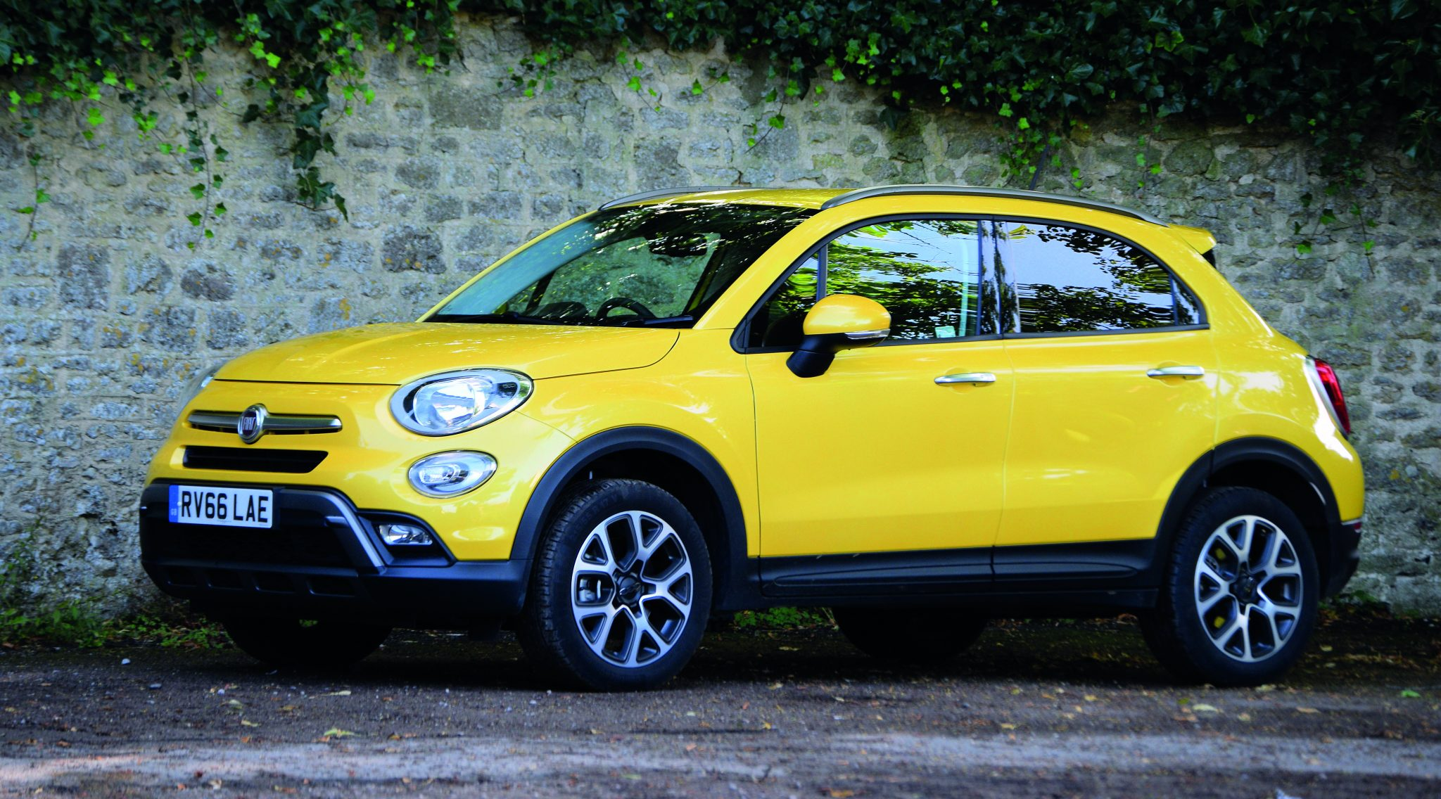 Fiat 500X The small crossover with Italian flair