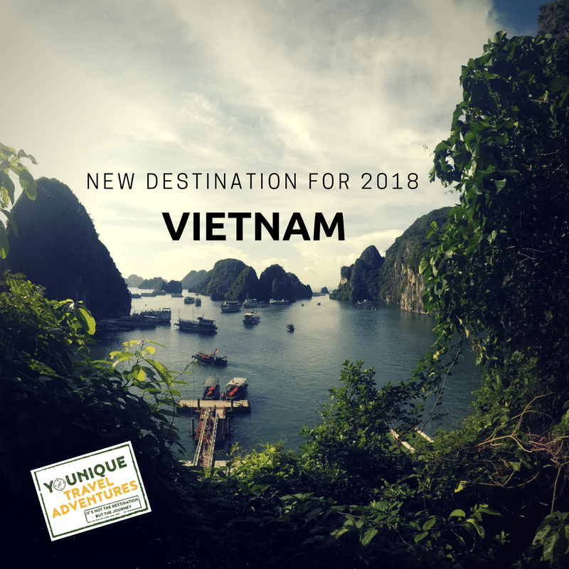 Spaces available on a two week adventure to Vietnam in September