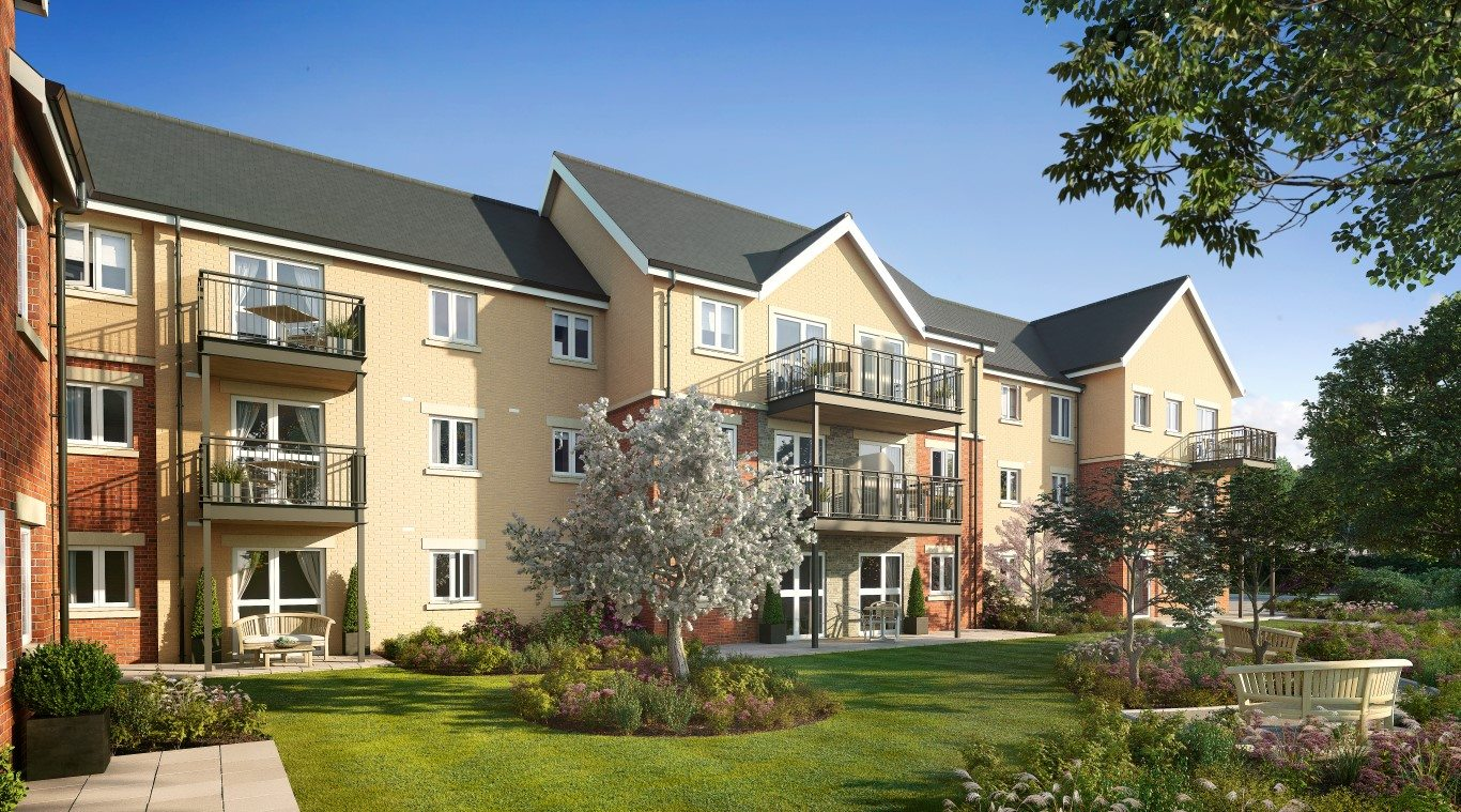 New Retirement Village moves into Wroughton