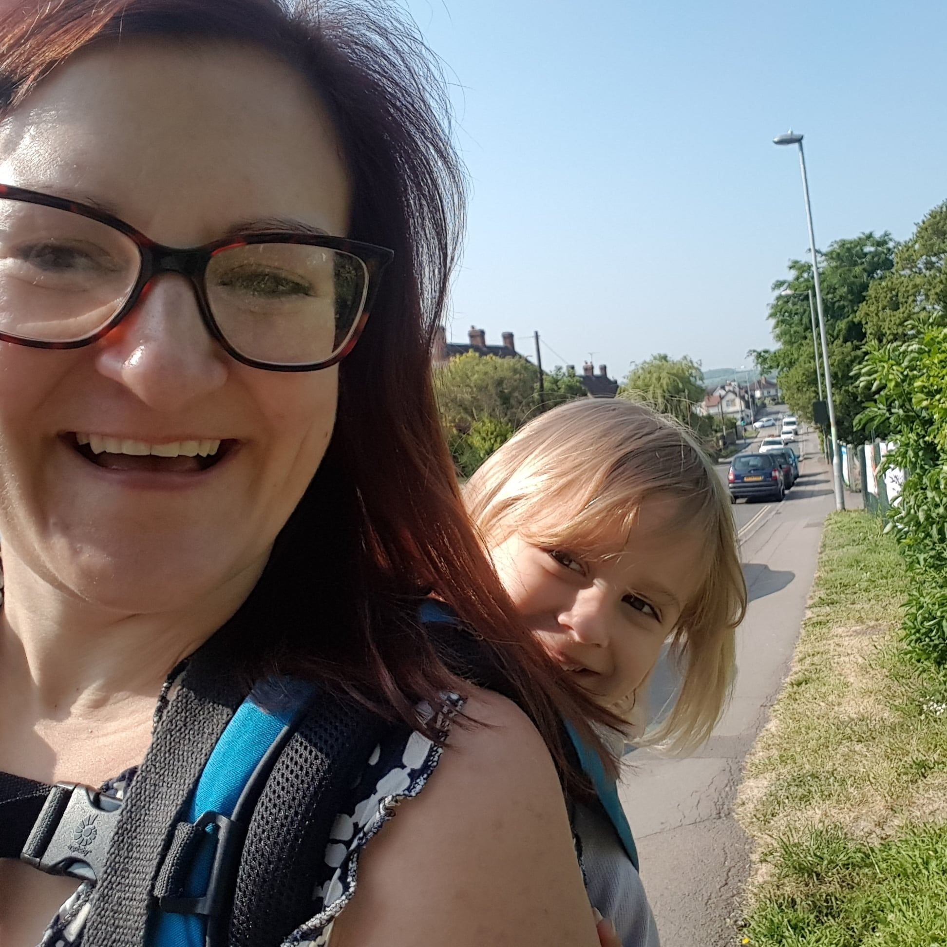 Royal Wootton Bassett woman takes steps to support Diabetes UK