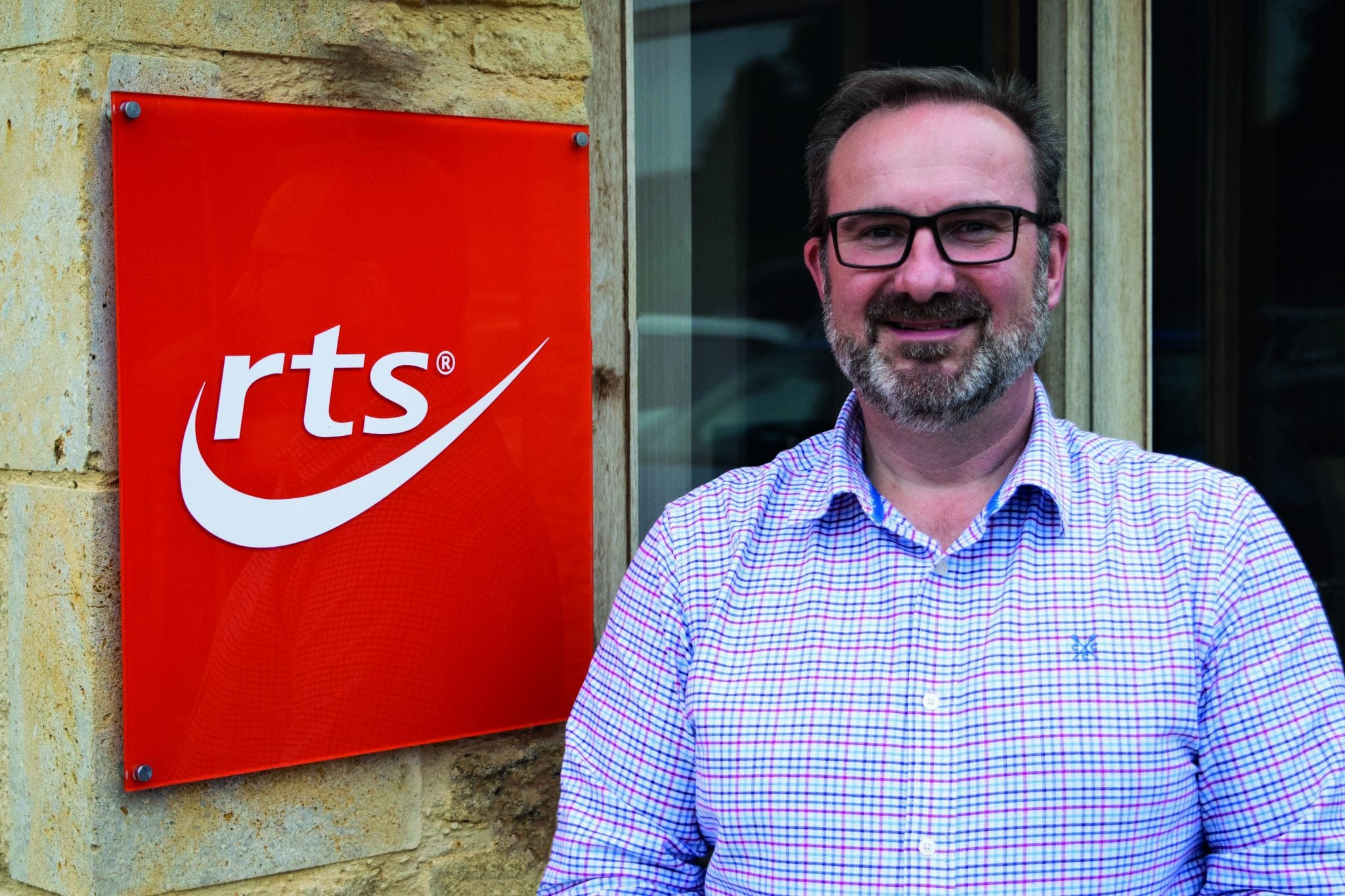 Jonathan Buckley appointed as new head of RTS Group events division