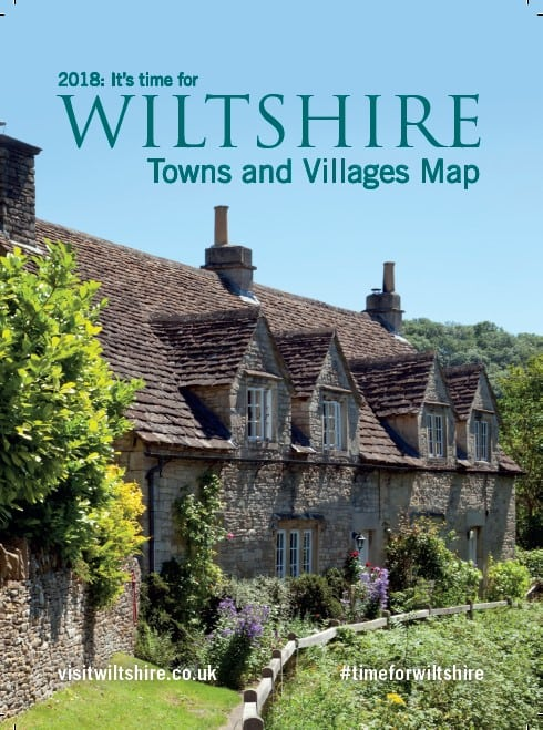 New Wiltshire Towns And Villages Map  Reveals County's Best Kept Secrets
