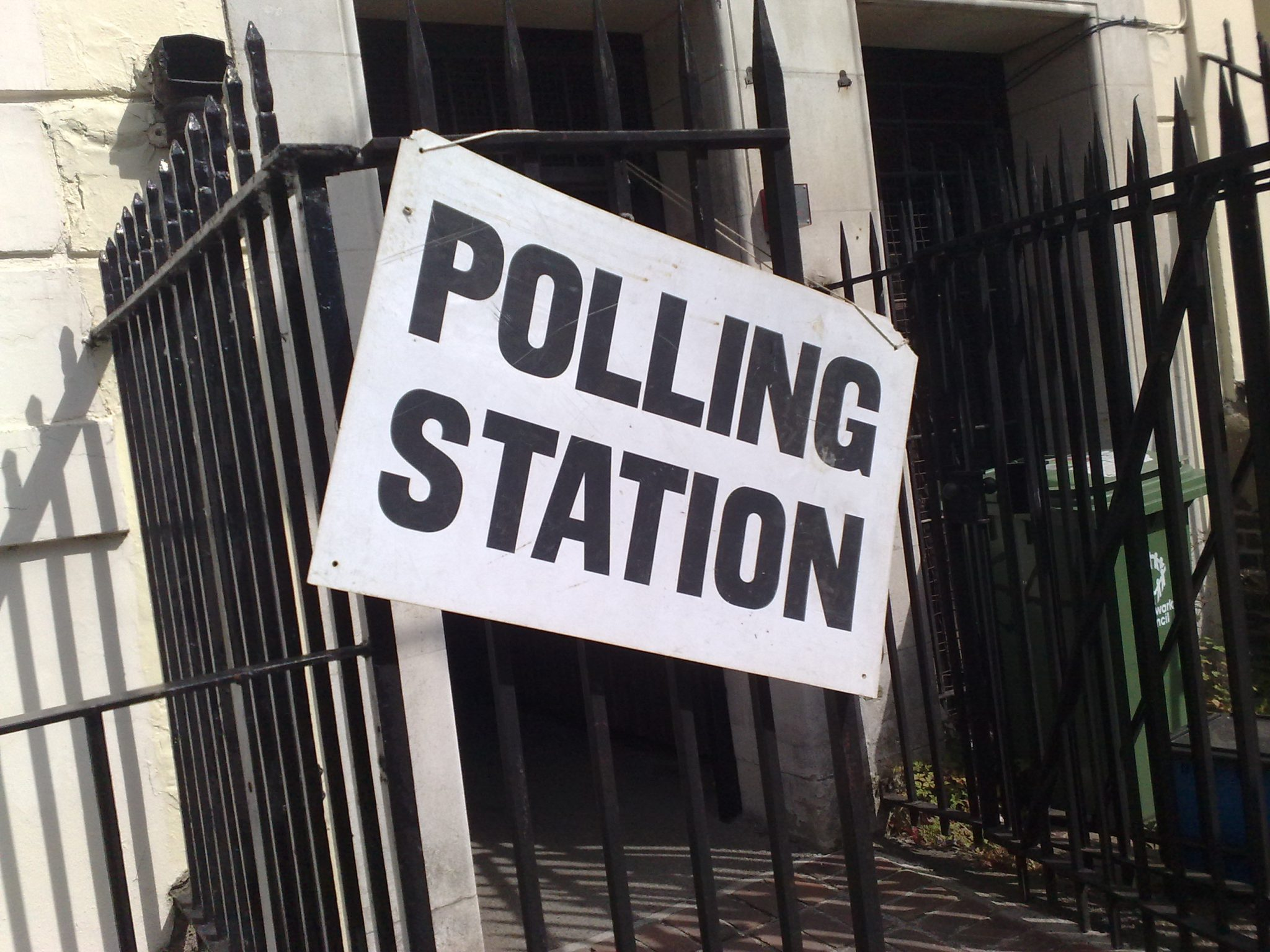Have you voted in the Borough and Parish council elections yet?